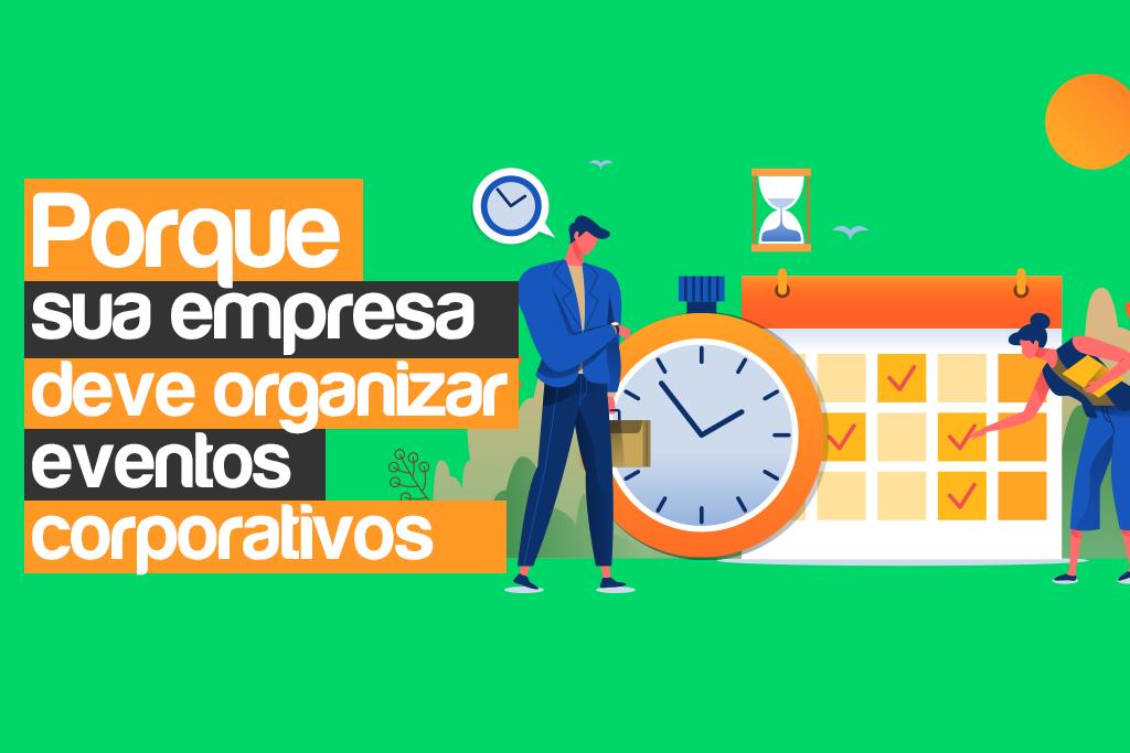Organizar Eventos Corporativos